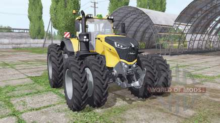 Challenger 1050 Vario double wheels pour Farming Simulator 2017