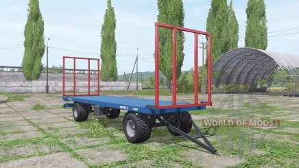 URSUS UBW 16T pour Farming Simulator 2017