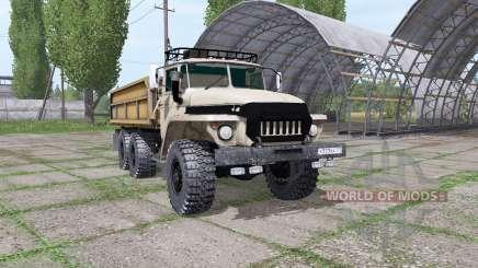 Ural-5557 v2.0 für Farming Simulator 2017