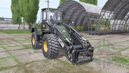 JCB 435S paintable für Farming Simulator 2017