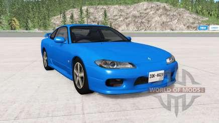 Nissan Silvia Spec-R Aero (GF-S15) 1999 pour BeamNG Drive