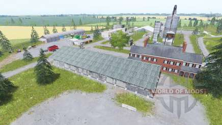 Euro Farms für Farming Simulator 2017