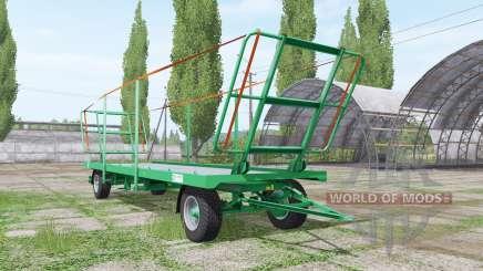 Kroger Agroliner PWS 18 pour Farming Simulator 2017