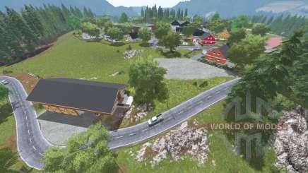 Tannenberg v1.1 für Farming Simulator 2017