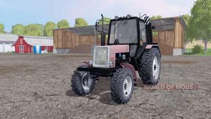 MTZ-Biélorussie 1025 4x4 pour Farming Simulator 2015