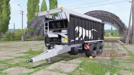 Fliegl ASW 271 Black Panther v1.4 pour Farming Simulator 2017
