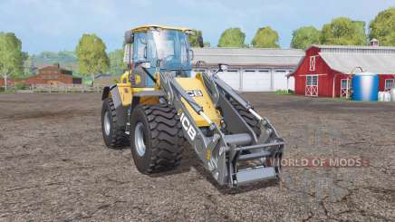 JCB 435S edit Pfrangi72 für Farming Simulator 2015