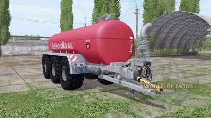 Rekordia Tridem MXXL PW v1.1.0.3 pour Farming Simulator 2017