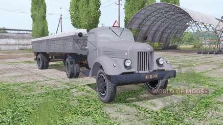 ZIL MMZ 164Н 1958 pour Farming Simulator 2017