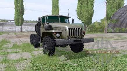 Oural 4420 1980 pour Farming Simulator 2017