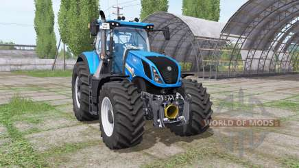 New Holland T7.290 edit Holy pour Farming Simulator 2017