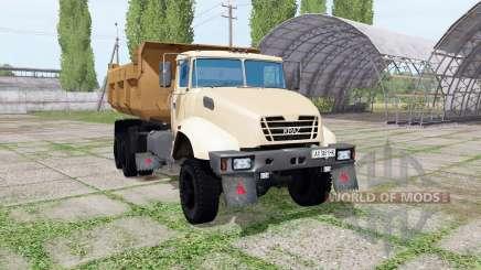 KrAZ C18.1 2011 v1.2 für Farming Simulator 2017