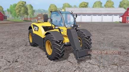 JCB 536.70 pour Farming Simulator 2015