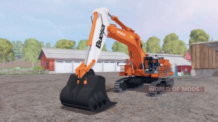 Hitachi EX1200-6 pour Farming Simulator 2015