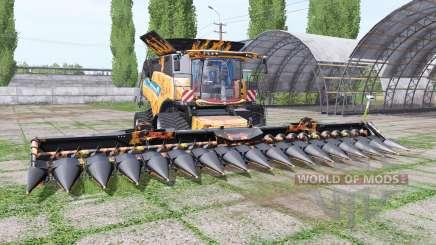New Holland CR10.90 flame v3.0 für Farming Simulator 2017