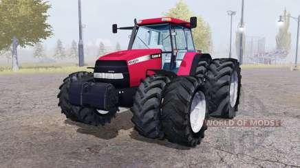 Case IH Maxxum 190 twin wheels pour Farming Simulator 2013
