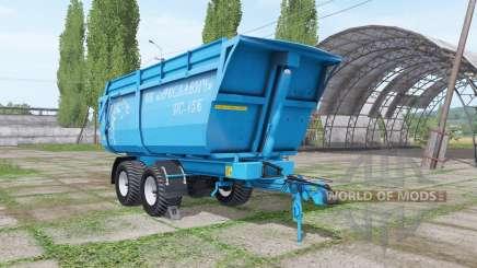 PS 15B pour Farming Simulator 2017