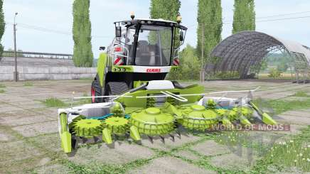 CLAAS Jaguar 960 RowTrac v3.1 für Farming Simulator 2017