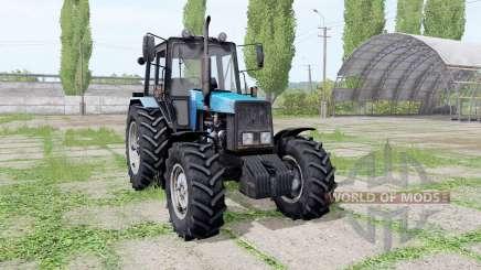 MTZ-1221 Biélorussie v2.2 pour Farming Simulator 2017