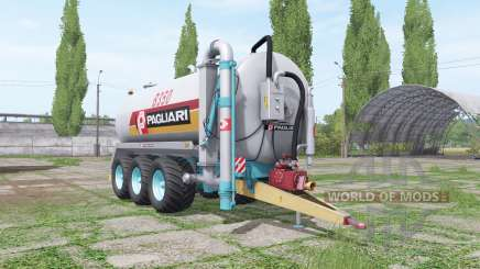 Pagliari B 350 für Farming Simulator 2017