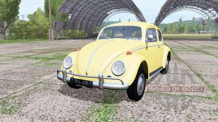 Volkswagen Beetle 1963 pour Farming Simulator 2017