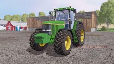 John Deere 7810 weight für Farming Simulator 2015