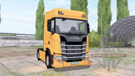 Scania S 580 Highline 2016 für Farming Simulator 2017