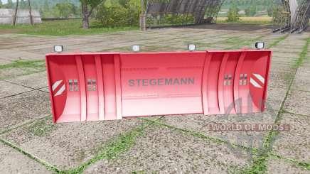Stegemann STS 270-430 pour Farming Simulator 2017