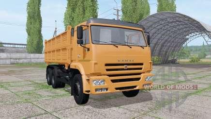 KAMAZ 45143-6012-23 v1.0.0.1 für Farming Simulator 2017