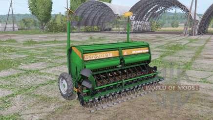 AMAZONE D9 3000 Super green pour Farming Simulator 2017