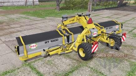 Roc RT 1000 pour Farming Simulator 2017