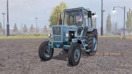 MTZ-80 Belarus 4x4 für Farming Simulator 2013