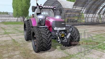 Case IH Puma 240 CVX v1.2 für Farming Simulator 2017