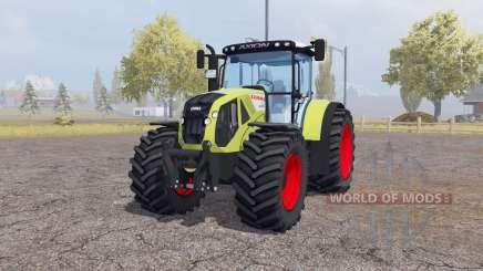 CLAAS Axion 950 v1.1 pour Farming Simulator 2013