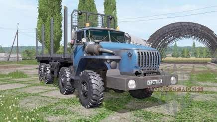 Ural-6614 für Farming Simulator 2017