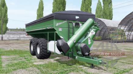 Brent Avalanche 1594 pour Farming Simulator 2017