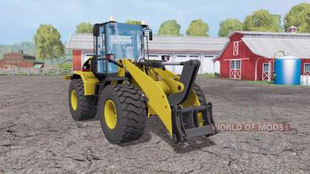 Caterpillar 924G pour Farming Simulator 2015
