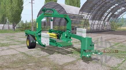 McHale 998 pour Farming Simulator 2017