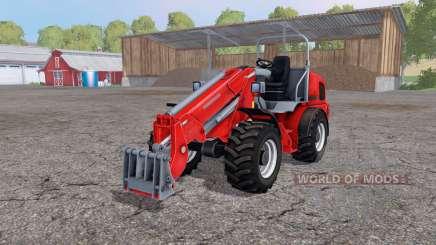 Weidemann 4270 CX 100T v3.0 für Farming Simulator 2015