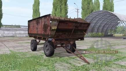 KTU 10 pour Farming Simulator 2017