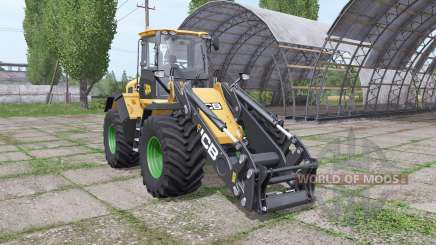 JCB 435S edit Homi für Farming Simulator 2017