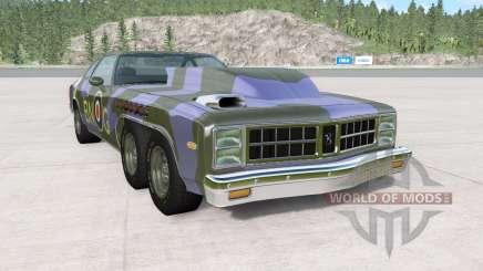 Bruckell Moonhawk Firehawk V12 v1.1.1 pour BeamNG Drive