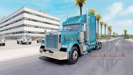 Freightliner Classic XL v1.31 pour American Truck Simulator