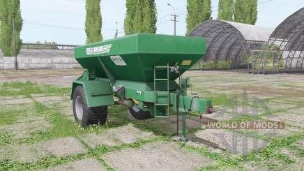 Bruns MBA 12000 pour Farming Simulator 2017