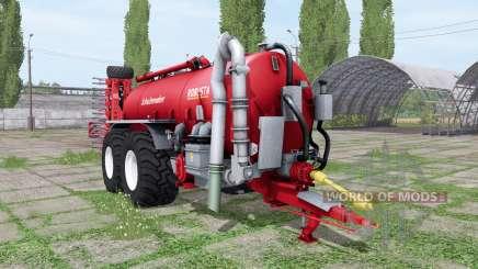 Schuitemaker Robusta 190 pour Farming Simulator 2017