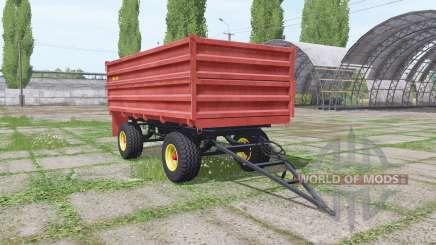 Zmaj 489 v1.4 für Farming Simulator 2017