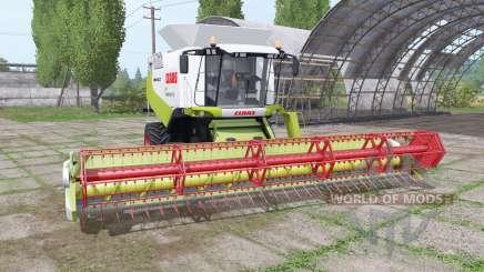 CLAAS Lexion 600 TerraTrac v2.0 pour Farming Simulator 2017