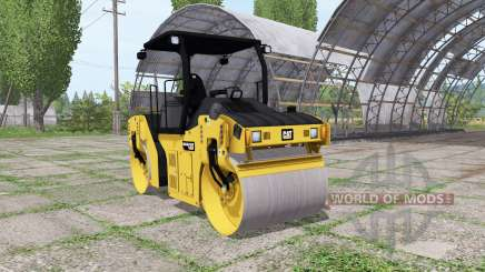 Caterpillar CB44B für Farming Simulator 2017