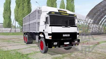 Iveco TurboStar 190-40 pour Farming Simulator 2017