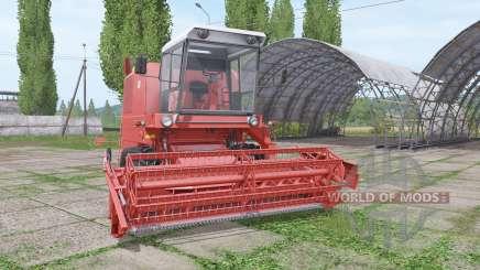 Bizon Z056 Super edit PatRick v1.1 für Farming Simulator 2017